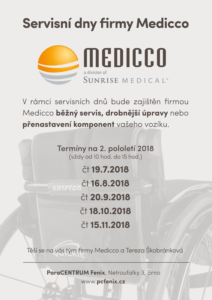Servisní dny Medicco