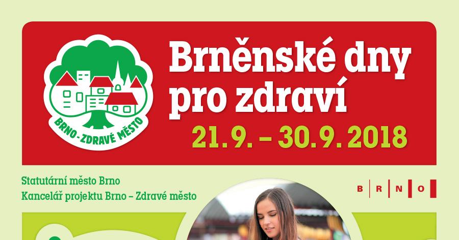 Brněnské dny pro zdraví 2018