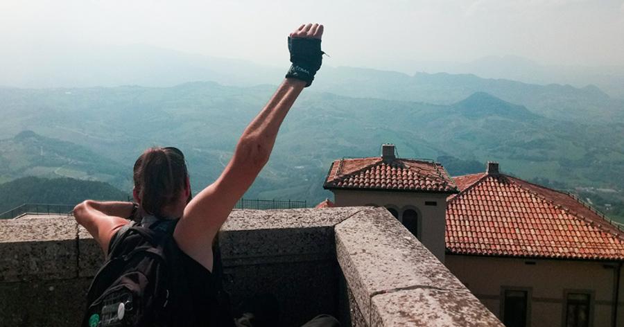 Bezbariérová Itálie