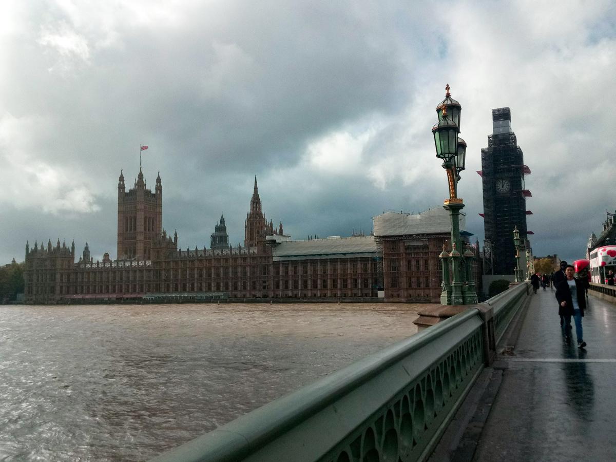 židovská rychlost z roku Londýn