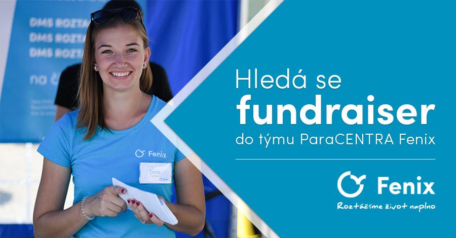 nabídka práce fundraiser