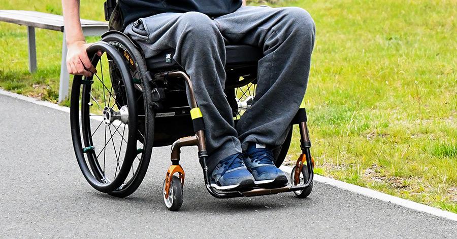 Náhrada mzdy invalidní důchodce